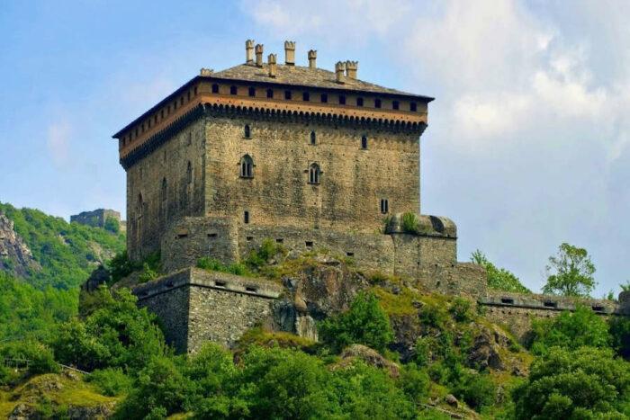 Castello di verres aosta
