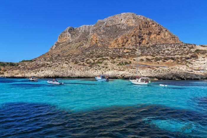 Sicilia: isole egadi