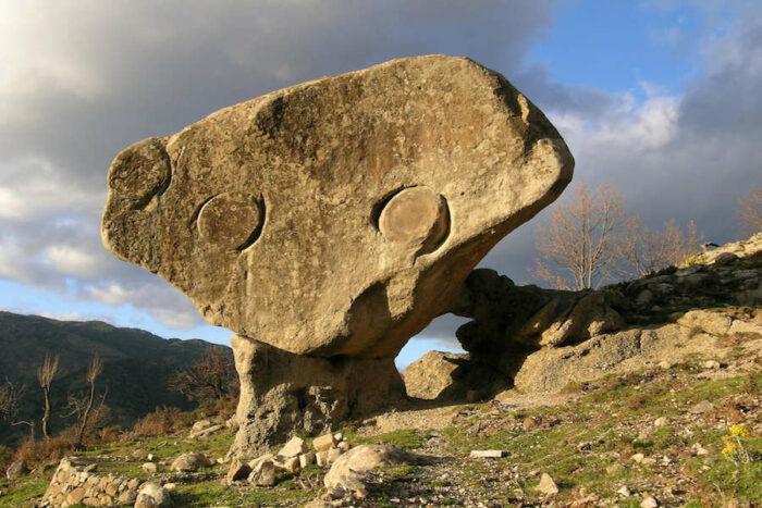 roccia drago